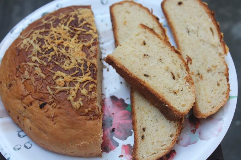 Cheese Bread Recipe – Whole Wheat Cheese Bread Recipe