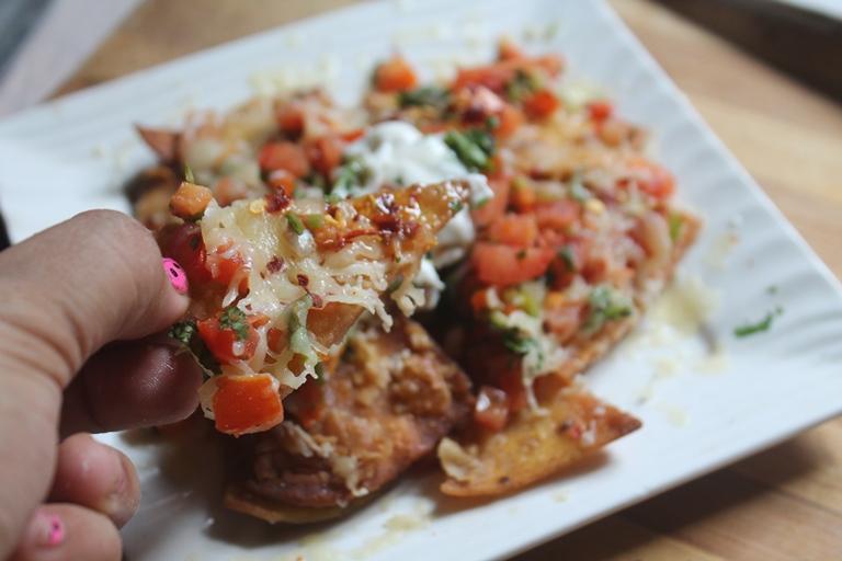 Nachos Recipe – Mexican Nachos Recipe