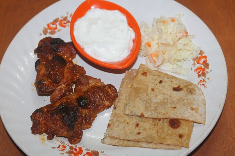 How to Make Shawarma Plate – Shawarma Recipe