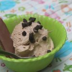 No Churn Eggless Nutella Ice Cream Recipe