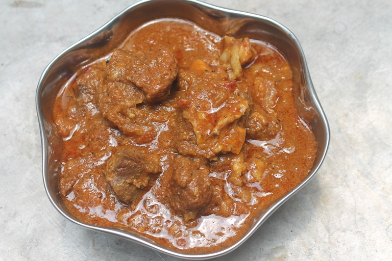 Pepper Mutton Gravy Recipe