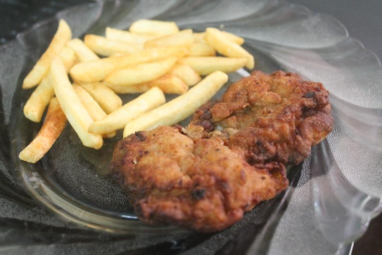 Chicken Fried- Chicken with Gravy