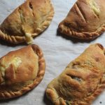 Whole Wheat Mushroom & Cheese Calzone Recipe
