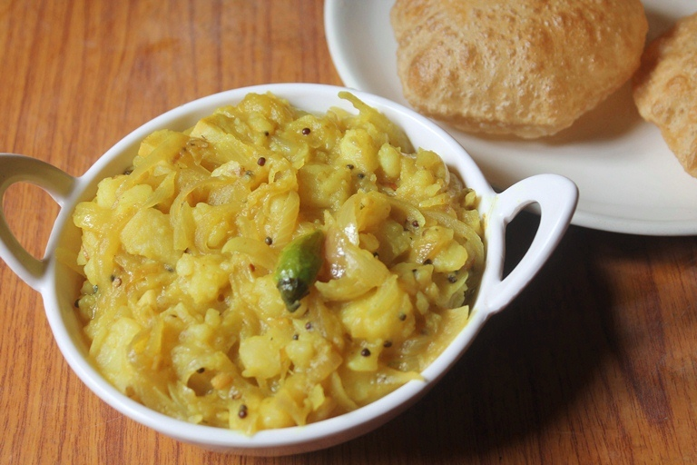 Poori Masala Recipe – Poori Kizhangu Recipe