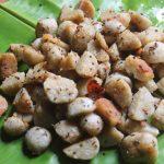 Crispy Kozhukattai Recipe – Using Leftover Kozhukattai