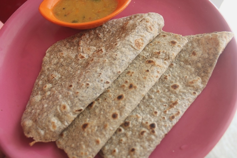 Weightloss Roti Recipe – Horse Gram Chapati Recipe – Kollu Chapati Recipe