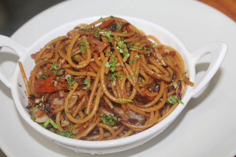 how to cook chinese pasta
