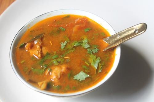 Chicken Rasam Recipe – Kozhi Rasam (Soup) Recipe
