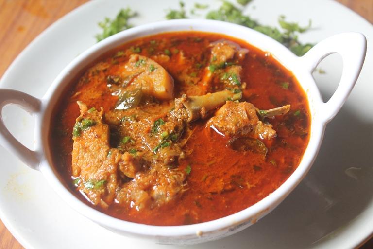 Chicken Chops Curry Recipe – Nattu Kozhi Chops Recipe