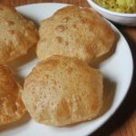 Poori Recipe – Puri Recipe – How to Make Soft Puffy Poori