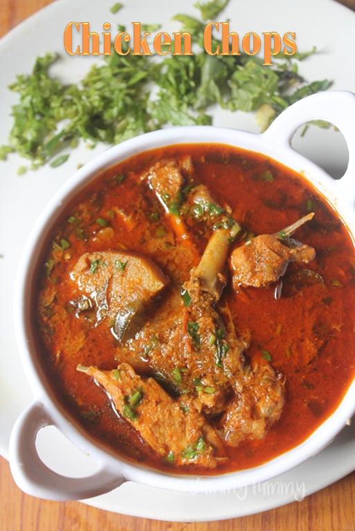 Chicken chops curry recipe nattu kozhi chops recipe i have many nattu kozhi recipes in my blog check these basic chicken curry forumfinder Gallery
