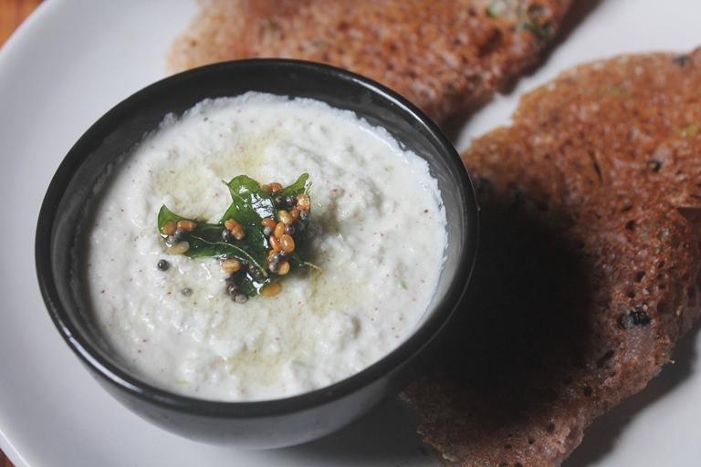Saravana Bhavan Hotel – Coconut Chutney Recipe