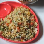 Moong Dal & Veggies Sundal Recipe – Navratri Recipes