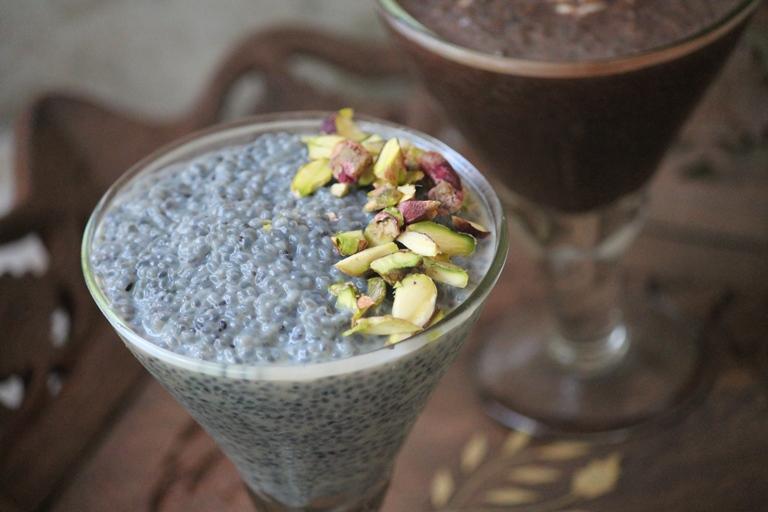 Vanilla Chia Pudding Recipe – Healthy Vegan Recipes