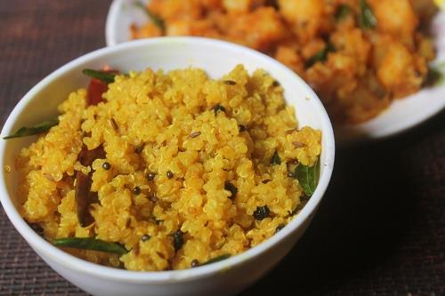 Lemon Quinoa Recipe – Quinoa Lemon Rice – Healthy Quinoa Recipes