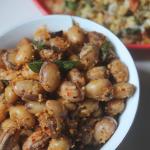 Mochai Sundal Recipe – Mochai Payaru Sundal – Mochai Podi Sundal Recipe