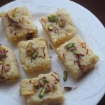 Easy Milk Powder Burfi Recipe – Milk Powder Barfi Recipe