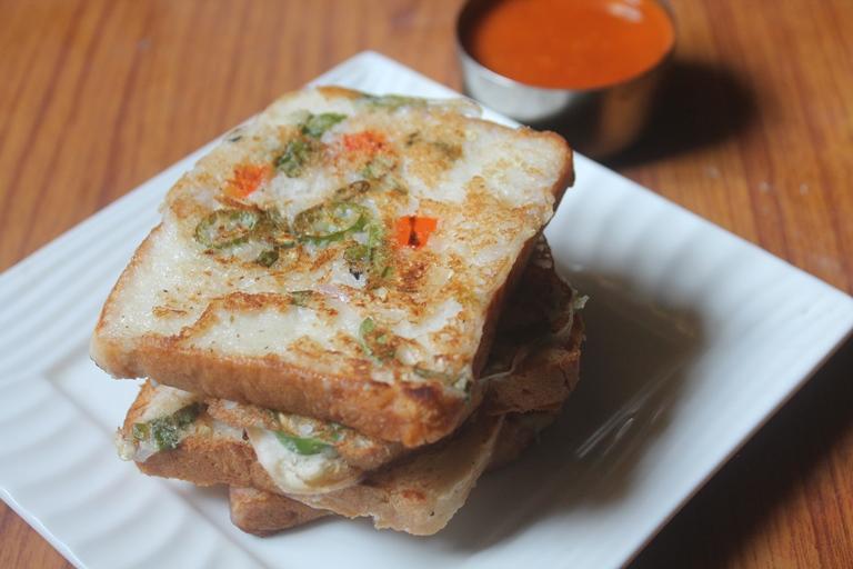 Dosa Toast Recipe – French Toast using Dosa Batter