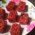 Fruit Halwa Recipe – Cornflour Fruit Halwa Recipe