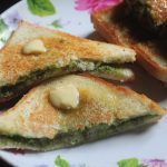 Bombay Chutney & Cheese Sandwich Recipe