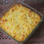 Sweet Corn Pudding Recipe – Baked Corn Pudding Recipe