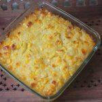 Sweet Corn Pudding Recipe – Baked Corn Pudding Recipe