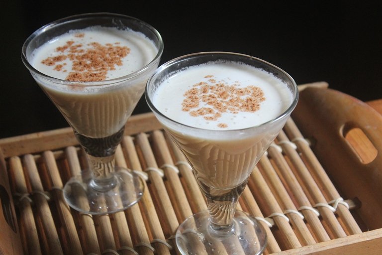 Holiday Eggnog Recipe – Eggnog without Alcohol