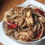 Soba Noodles & Chicken Stir Fry Recipe