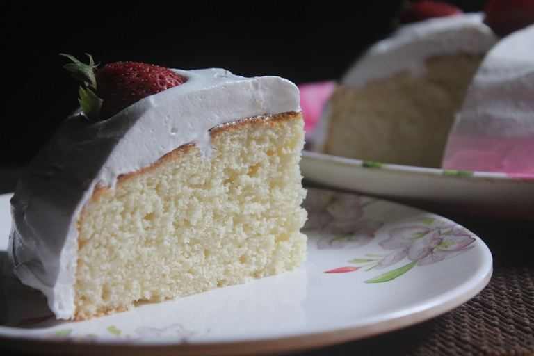 White Cake Recipe – Christmas Special Recipes