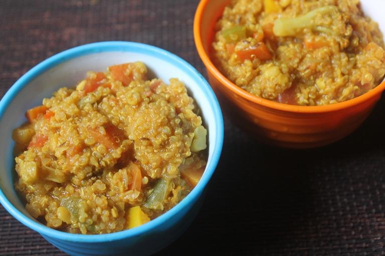 Quinoa Khichdi Recipe – Easy & Healthy Quinoa Recipe