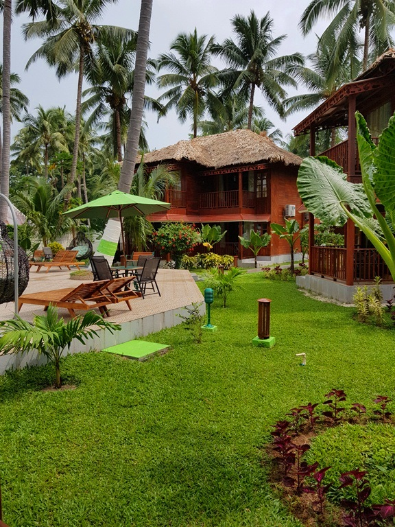 Coral Reef Resort – Havelock Island, Andaman – A Review