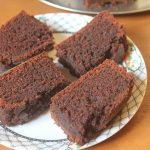 Eggless Whole Wheat Chocolate Cake Recipe – Christmas Recipes