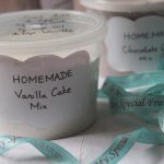 Homemade Vanilla Cake Mix – Edible Christmas Gift Ideas