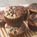 Whole Wheat Chocolate Chip Muffins Recipe – Christmas Recipes