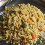 Vegetable Poha Upma Recipe – Veg Poha Recipe