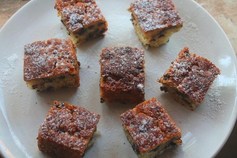 Eggless Chocolate Chip Cake Recipe Christmas Recipe