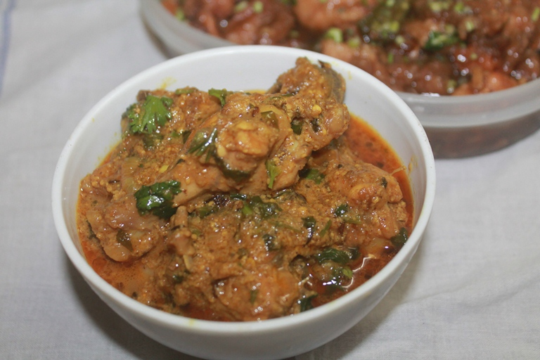 Dahi Chicken Recipe – Curd Chicken Curry Recipe