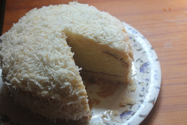 The Best Coconut Cake Recipe Ever