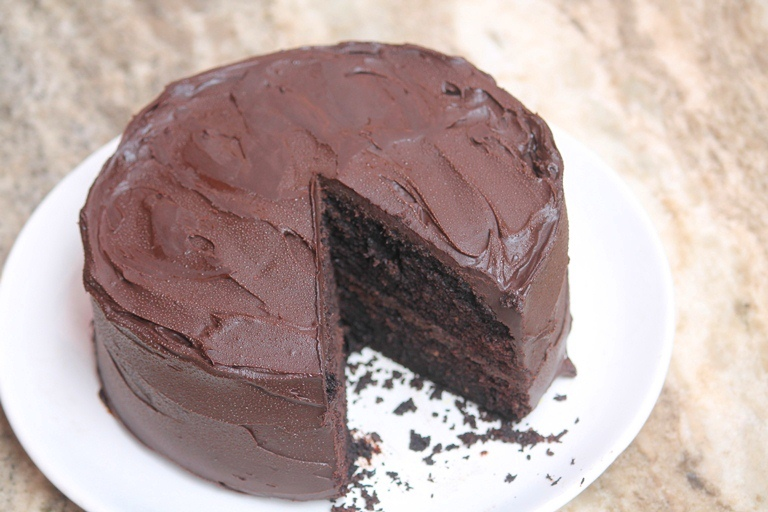 Eggless Chocolate Cake Recipe Microwave By Sanjeev Kapoor