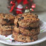 Eggless Fruit Cake Cookies Recipe – Christmas Recipes