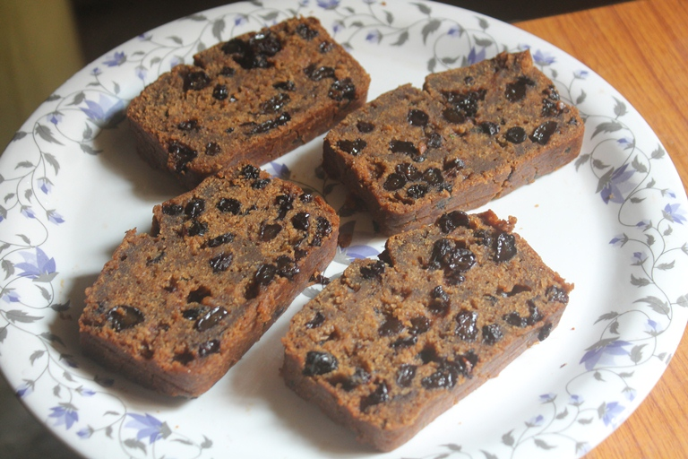 Boiled Raisin Loaf Cake Recipe – War Cake Recipe