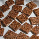 Sesame Seed Chikki Recipe – Til Chikki Recipe – Ellu Mittai Recipe