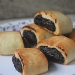 Prune Bars Recipe – Eggless Prunes Filled Pastry Bars Recipe