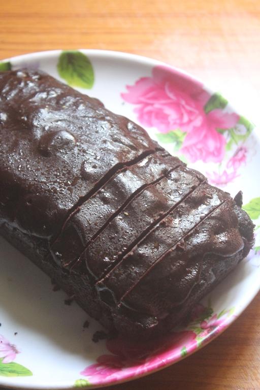 Moist Red Wine Chocolate Cake Recipe Christmas Special
