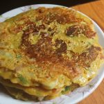 Vegetarian Omelette Recipe – Omelette without Eggs