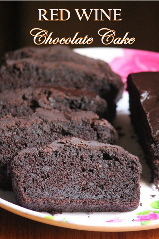 Moist red wine chocolate cake recipe christmas special recipes eggless devils food cake recipe christmas special recipes forumfinder Image collections