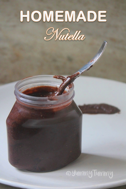 how to make nutella recipes