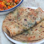 Coriander Stuffed Paratha Recipe – Hara Dhania Paratha Recipe