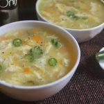 Sweet Corn & Egg Drop Soup Recipe – Easy Soup Recipes