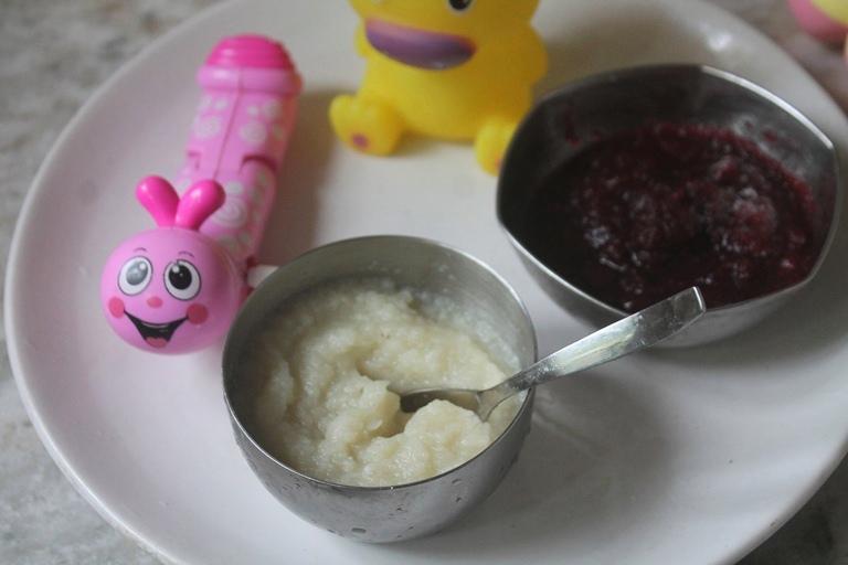 Cauliflower Puree for Babies – Cauliflower Mash for Babies